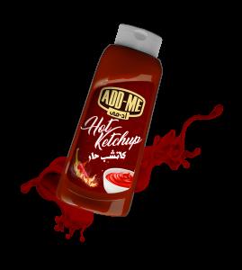 Hot Ketchup 245gm