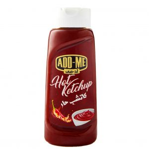 Hot Ketchup 250 gm